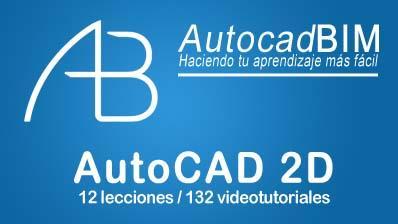 AutoCAD 2D (50€)